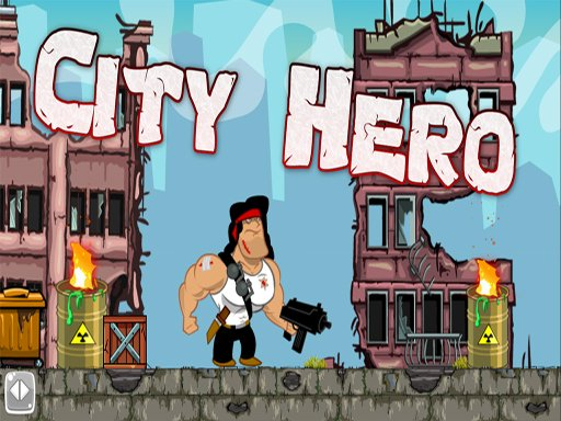 Play City Hero Now!