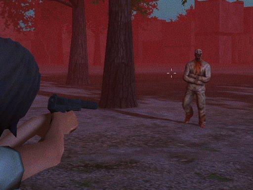 Play Slender Man Must Die: Survivors Now!