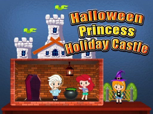 Play Halloween Princess Holiday Castle Now!