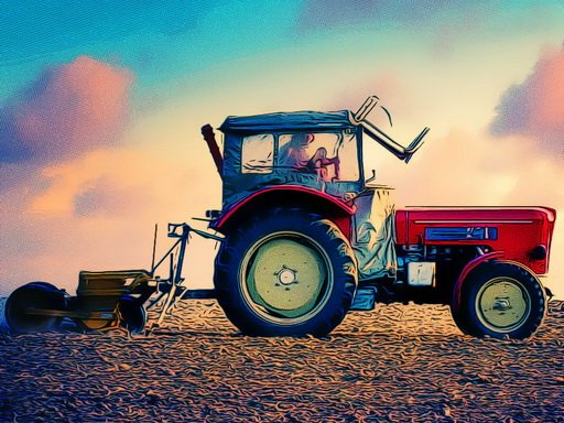 Play Agricultural Machines Now!