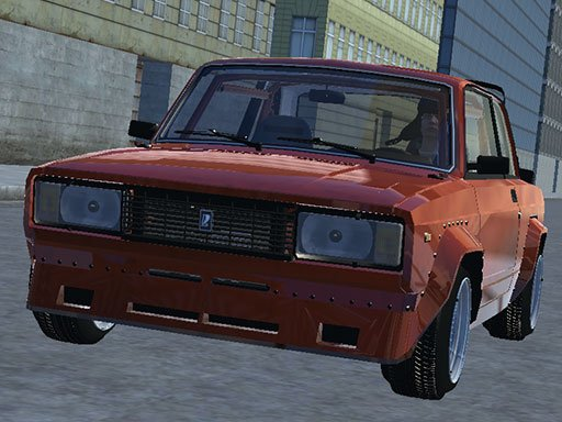 Play Russian Taz Driving 2 Now!