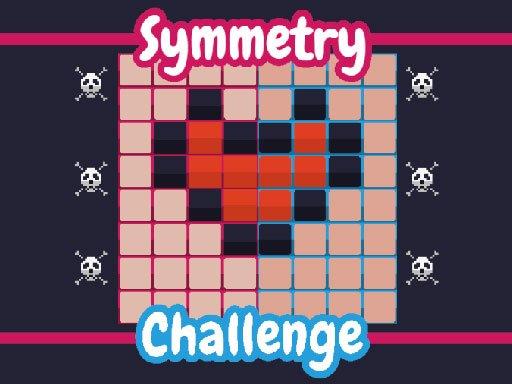 Play Symmetry Challenge Now!