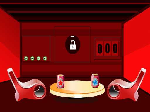 Play Red Villa Escape Now!