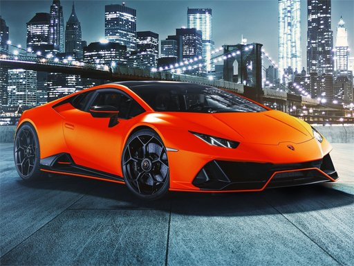 Play Lamborghini Luracan Evo Puzzle Now!