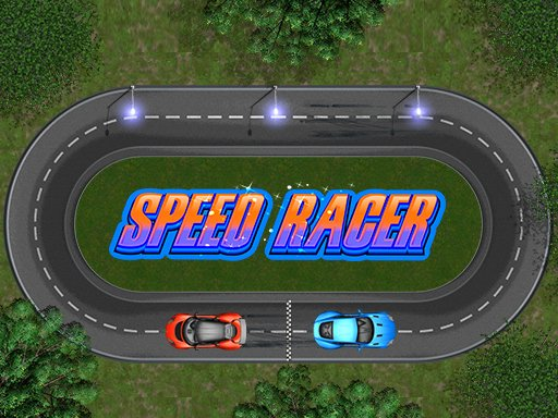 Play Speed Racer One Player and Two Player Now!