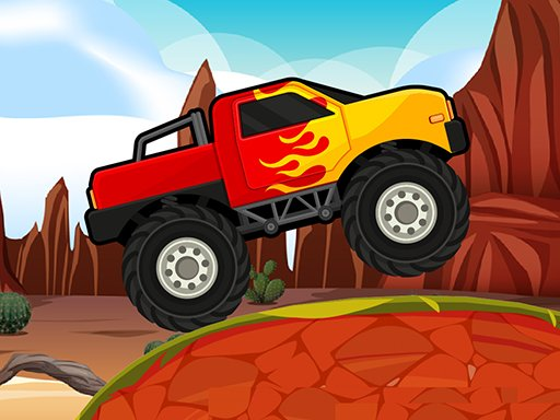 Play Monster Truck Racing Now!