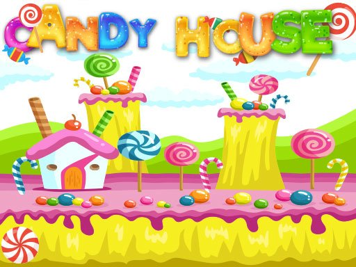 Play Candy House Crash Now!