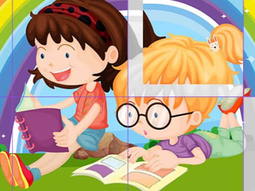 Play Puzzle Game Girls Now!