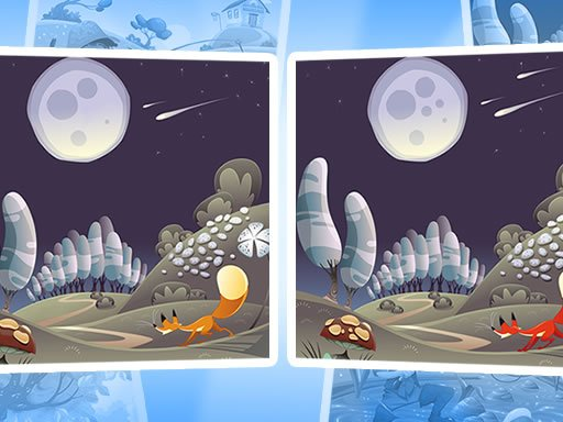 Play Find Seven Differences Now!