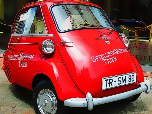 Play German Smallest Car Now!