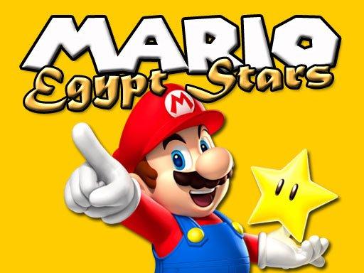 Play Mario Egypt Stars Now!