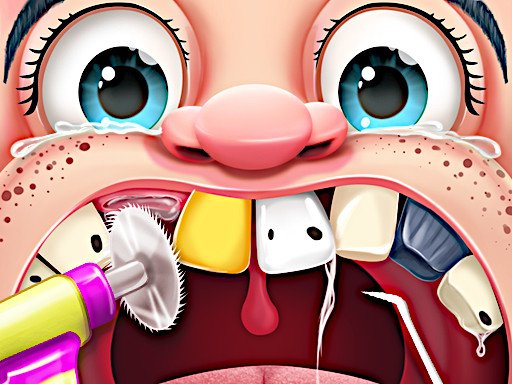 Play Crazy Dentist Now!