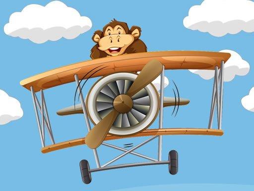 Play Kids Plane Hidden Stars Now!