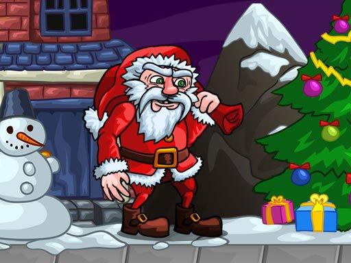 Play Santa Run Challenge Now!