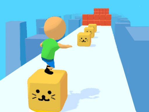 Play Cube Surfer Now!