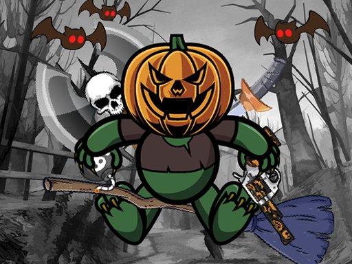 Play Pumpkin Monster Now!
