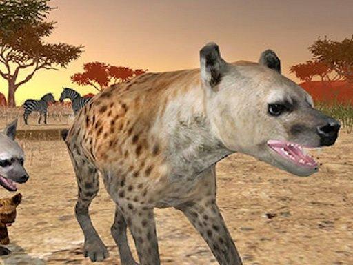 Play Hyena Simulator 3D Now!