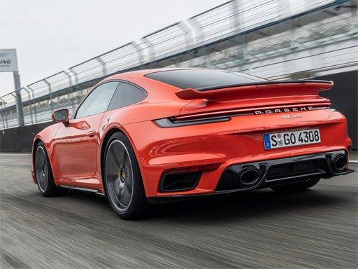 Play 2021 Porsche 911 Turbo Puzzle Now!