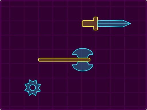 Play Physics Knife Now!