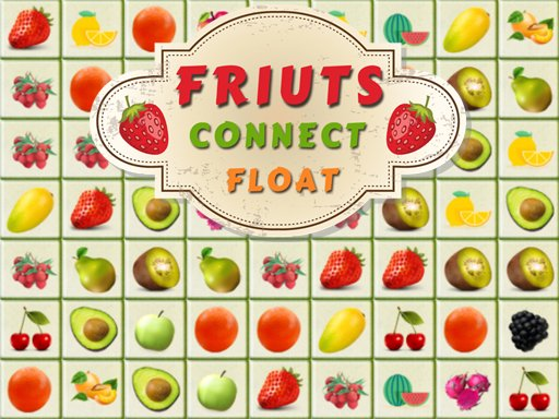 Play Fruits Float Connect Now!