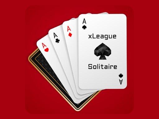Play xLeague Solitaire Now!