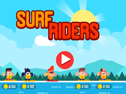 Play Surfriders Now!