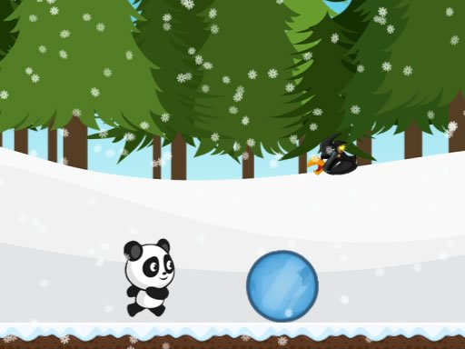 Play Panda Run Now!