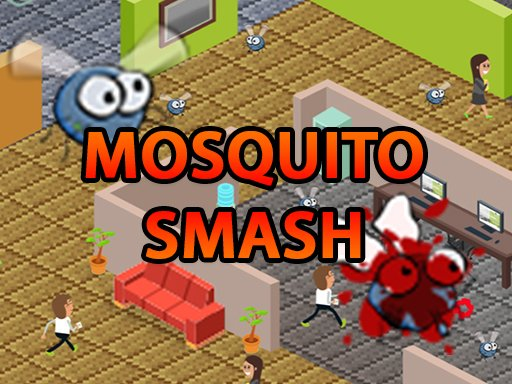 Play Mosquito Smash Now!