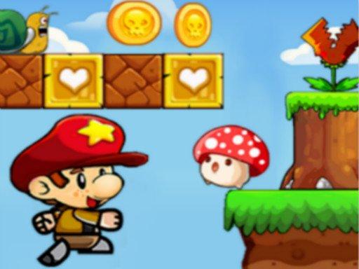 Play Super Mario World Squirrel Now!
