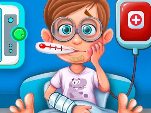 Play Dream Hospital Doctor Now!
