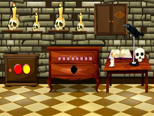 Play Halloween Party Escape Now!
