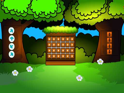 Play Puzzling Estate Escape Now!