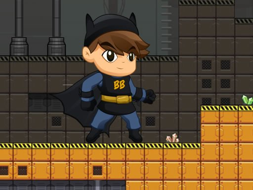 Play Battboy Adventure Now!