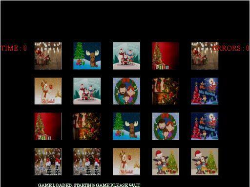 Play Christmas memory Now!