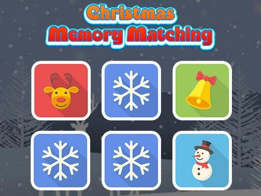 Play Christmas Memory Matching Now!