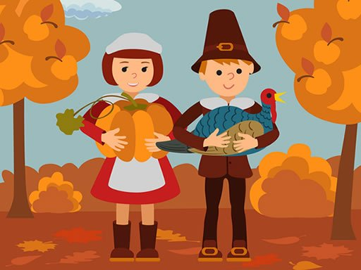 Play Thanksgiving Jigsaw Now!