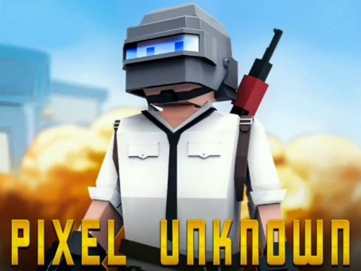 Play PUBG  Gunfight Pixel Now!