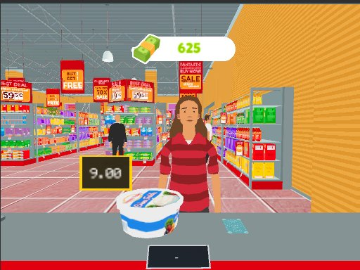 Play Market Shopping Simulator Now!
