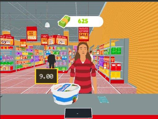 Play Market Shopping Simulator Now!