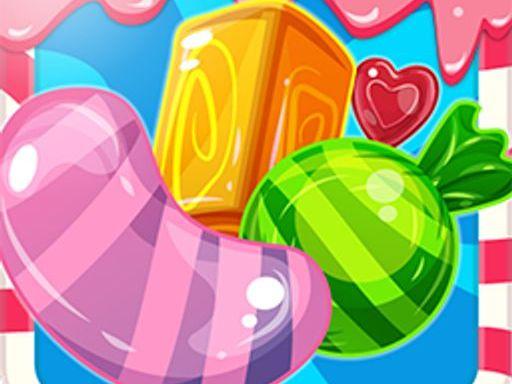 Play Merge Candy Saga Now!