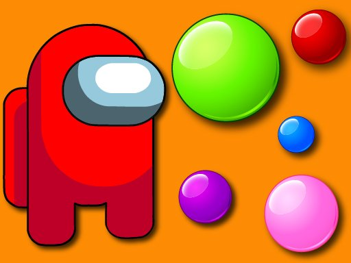 Play Among Us Bubble Shooter Now!