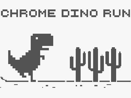 Play Chrome Dino Run Now!