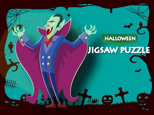 Play Halloween Jigsaw Puzzle Now!