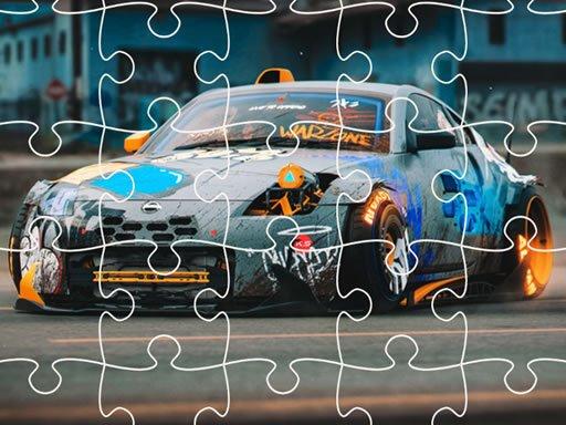 Play Sport Cars Jigsaw Now!