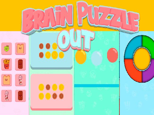 Play Brain Puzzle Out Now!