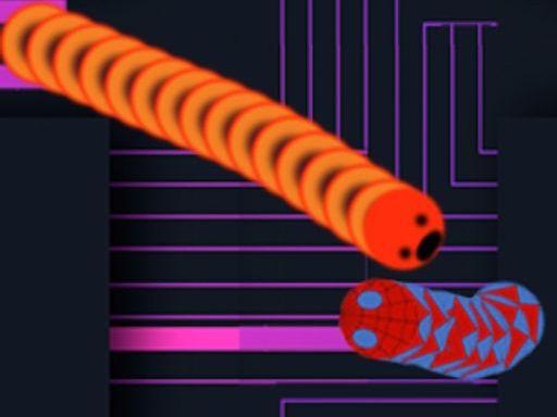 Play neonSnake.io Now!