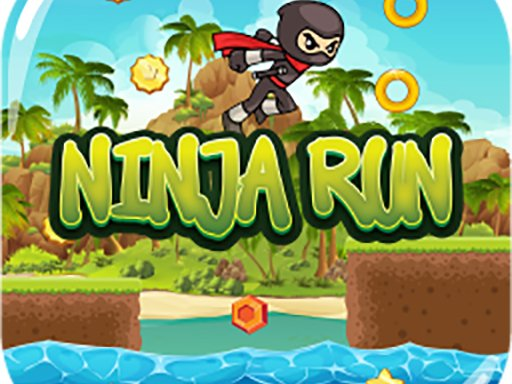 Play Ninja Run Endless Now!