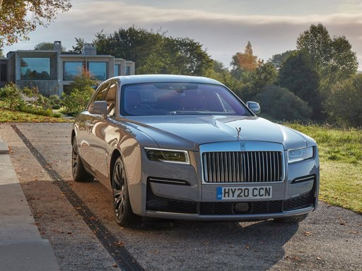 Play Rolls-Roycs Ghost Puzzle Now!