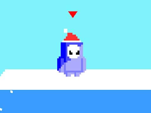Play Fall Guys 2D Christmas Now!