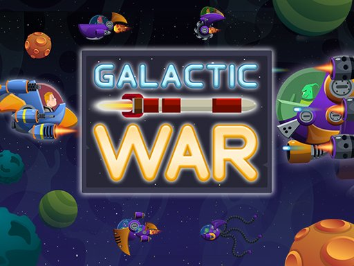 Play Galactic War Now!